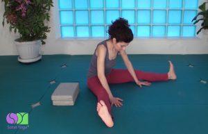 upavista konasana  sotai yoga